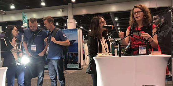 OrcaTorch DEMA Show 2018 Report