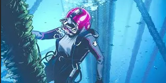 What It's Like To Be A Female Saturation Diver