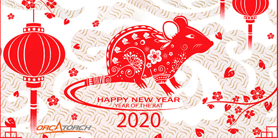 OrcaTorch 2020 Chinese New Year Holiday Notice
