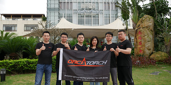 OrcaTorch Team Zhuhai Vacation 2019