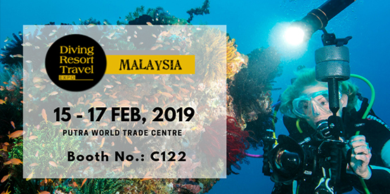 OrcaTorch DRT Show Malaysia 2019 Booth #C122