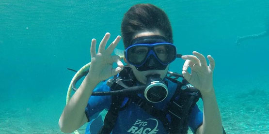 How Can Scuba Diving Benefits Kids?