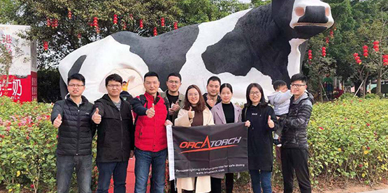OrcaTorch Team Guangming Farm One Day Trip