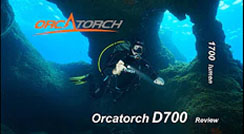 Innovation starts here! REVIEW | Orcatorch D700