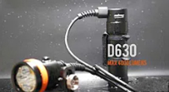 Introducing OrcaTorch D630 Canister Dive Light