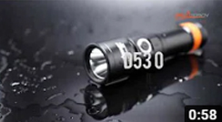 Introducing OrcaTorch D530 Dive Light