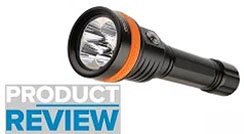 OrcaTorch D850 Dive Torch Review